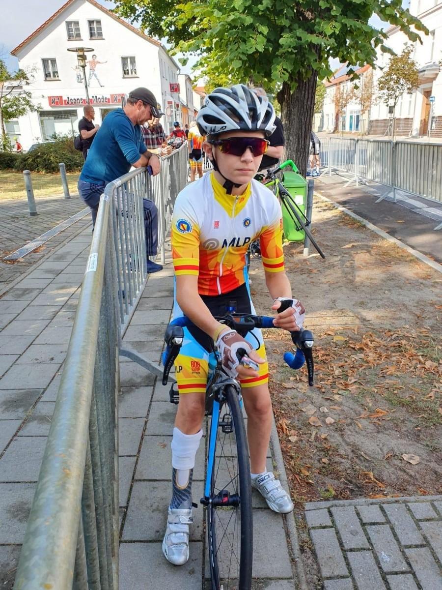 Fabrice Gremmer Team 2 LV Baden U15